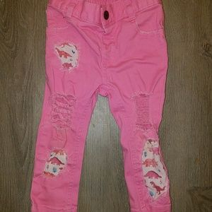 Children's Place distressed jeans